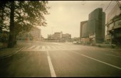 Vali-e Asr Sq. Intersection   Analog Photography   Pigmented Inkjet Print   18×39 cm   3 Editions + 2 A.P.