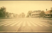 Imam Khomeini Intersection   Analog Photography   Pigmented Inkjet Print   18×39 cm   3 Editions + 2 A.P.
