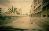 Khowsh Intersection   Analog Photography   Pigmented Inkjet Print   18×39 cm   3 Editions + 2 A.P.