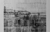 Image transferred on paper, Unique edition, 34×43 cm, 2019